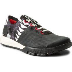 Buty UNDER ARMOUR - Ua Charged Ultimate 2.0 Ali 1302752-001 Blk/Stn/Blk. Czarne buty sportowe męskie Under Armour, z materiału. W wyprzedaży za 279.00 zł.