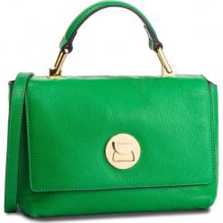 Torebka COCCINELLE - DD0 Liya E1 DD0 58 40 01 Alien Gree/Noir 318. Zielone torebki do ręki damskie Coccinelle, ze skóry. Za 1,149.90 zł.