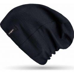 Woox Wiosenna Czapka Krasnal Unisex |Handmade| Czarna Ireng Beanie -          -          - 8595564790785. Czapki i kapelusze męskie Woox. Za 60.83 zł.