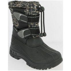 V+J Buty Zimowe Chłopięce 31 Czarny. Czarne buty zimowe chłopięce V+J. Za 115.00 zł.