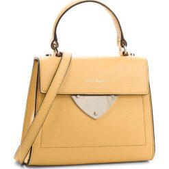 Torebka COCCINELLE - C05 B14 E1 C05 55 77 Spark J00. Żółte torebki do ręki damskie Coccinelle, ze skóry. W wyprzedaży za 769.00 zł.