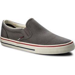 Tenisówki TOMMY JEANS - Textile Slip On EM0EM00002 Steel Grey 039. Trampki męskie marki Converse. W wyprzedaży za 199.00 zł.