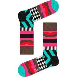 Happy Socks - Skarpetki Mix Max. Czarne skarpety damskie Happy Socks, z bawełny. Za 39.90 zł.