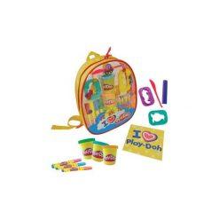 Zestaw Play-Doh Mój kreatywny plecak CPDO012. Szare torby i plecaki dziecięce Play-Doh. Za 57.20 zł.