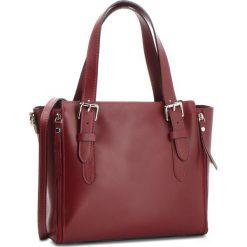 Torebka CREOLE - K10575  Czerwony. Czerwone torebki do ręki damskie Creole, ze skóry. Za 299.00 zł.