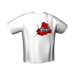 GamersWear YOU BLEED BETTER T-Shirt biała (XL) ( 6042-XL ). Białe t-shirty i topy dla dziewczynek GamersWear. Za 92.45 zł.