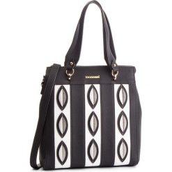 Torebka MONNARI - BAG2340-020 Black With White. Białe torebki do ręki damskie Monnari, ze skóry ekologicznej. W wyprzedaży za 209.00 zł.