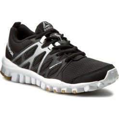 Buty Reebok - Realflex Train 4.0 BD5044 Black/White/Gum. Obuwie sportowe damskie marki Nike. W wyprzedaży za 189.00 zł.