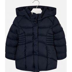Mayoral - Kurtka dziecięca 92-134 cm. Czarne kurtki i płaszcze dla dziewczynek Mayoral, z materiału. Za 179.90 zł.
