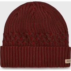 Columbia - Czapka. Brązowe czapki i kapelusze męskie Columbia. Za 129.90 zł.