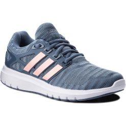 Buty adidas - Energy Cloud V B44852 Rawge/Cleora/Tecink. Niebieskie obuwie sportowe damskie Adidas, z materiału. W wyprzedaży za 199.00 zł.