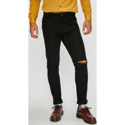 Brave Soul - Jeansy. Czarne jeansy męskie Brave Soul. W wyprzedaży za 119.90 zł.