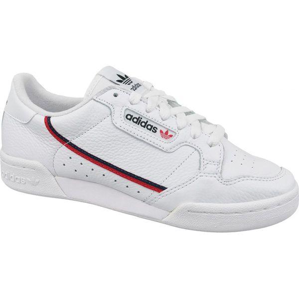 Buty adidas Continental 80 M G27706 białe