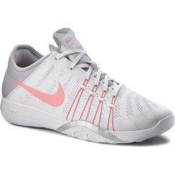 Buty NIKE - Free Tr 6 833413 108 White/Bright Melon/Wolf Grey. Obuwie sportowe damskie marki Nike. W wyprzedaży za 399.00 zł.