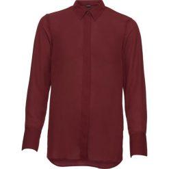 Bluzka bonprix czerwony rubinowy. Czerwone bluzki damskie bonprix. Za 74.99 zł.