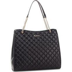 Torebka KAZAR - Penelope 33386-01-00 Black. Czarne torebki do ręki damskie Kazar, ze skóry. Za 949.00 zł.