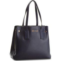 Torebka JENNY FAIRY - RH2026 Navy. Niebieskie torebki do ręki damskie Jenny Fairy, ze skóry ekologicznej. Za 119.99 zł.