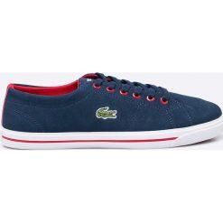 Lacoste - Tenisówki dziecięce. Buty sportowe dziewczęce marki Lacoste. W wyprzedaży za 239.90 zł.