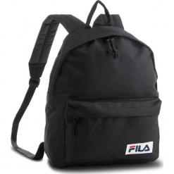 Plecak FILA - Mini Backpack Malmö 685043 Black 002. Czarne plecaki damskie Fila, z materiału, sportowe. Za 109.00 zł.