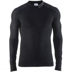 Craft Koszulka Termoaktywna Z Długim Rękawem Warm Intensity Black Xxl. Czarne koszulki sportowe męskie Craft, z materiału, z długim rękawem. Za 245.00 zł.