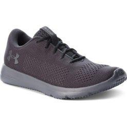 Buty UNDER ARMOUR - Ua Rapid 1297445-103 Ath/Gph/Gph. Szare buty sportowe męskie Under Armour, z gumy. W wyprzedaży za 179.00 zł.