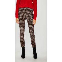 Medicine - Spodnie Royal Purple. Fioletowe spodnie materiałowe damskie MEDICINE, z bawełny. Za 99.90 zł.