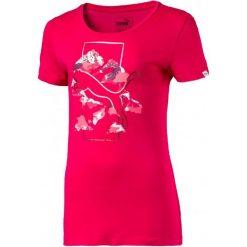 Puma T-Shirt Style Graphic Tee Hot Coral 140. Różowe t-shirty i topy dla dziewczynek Puma, z materiału. W wyprzedaży za 47.00 zł.