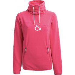 Bluza damska BLD605 - różowy - Outhorn. Czerwone bluzy damskie Outhorn, z materiału. W wyprzedaży za 79.99 zł.