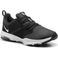 Buty NIKE - Air Bella Tr 924338 001 Black/White/Anthracite. Szare obuwie sportowe damskie Nike, z materiału. W wyprzedaży za 249.00 zł.