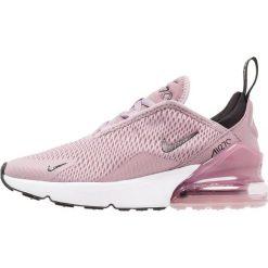 Nike Sportswear AIR MAX 270 Tenisówki i Trampki elemental rose/black/white. Buty sportowe dziewczęce Nike Sportswear, z materiału. Za 379.00 zł.