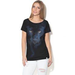 Colour Pleasure Koszulka CP-034 151 czarna r. XS/S. Bluzki damskie marki Colour Pleasure. Za 70.35 zł.
