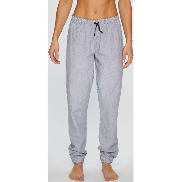 052f368adea0c5 Tommy Hilfiger - Spodnie piżamowe - Niebieskie piżamy damskie Tommy ...