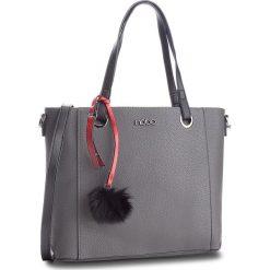 Torebka NOBO - NBAG-F0490-C019 Szary. Szare torebki do ręki damskie Nobo, ze skóry ekologicznej. W wyprzedaży za 159.00 zł.