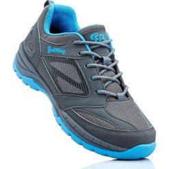 Buty outdoorowe Brütting bonprix szaro-turkusowy. Buty sportowe męskie marki Nike. Za 124.99 zł.
