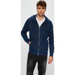 Calvin Klein Jeans - Bluza. Czarne bluzy męskie Calvin Klein Jeans, z bawełny. Za 539.90 zł.