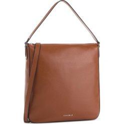 Torebka COCCINELLE - DQ0 Lulin Soft E1 DQ0 13 01 01 Brule W74. Brązowe torebki do ręki damskie Coccinelle, ze skóry. Za 1,149.90 zł.