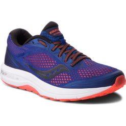 Buty SAUCONY - Clarion S20447-35 Blu/Viz Red. Czerwone buty sportowe męskie Saucony, z materiału. W wyprzedaży za 319.00 zł.
