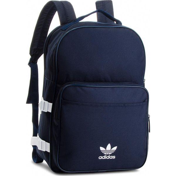 89f6166d51f2a Plecak adidas - Bp Essential D98918 Conavy - Niebieskie plecaki ...