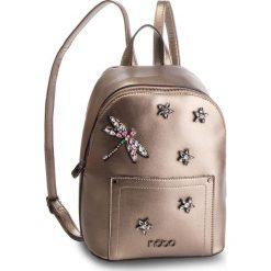 Plecak NOBO - NBAG-F1430-C025 Złoty. Plecaki damskie marki QUECHUA. W wyprzedaży za 149.00 zł.