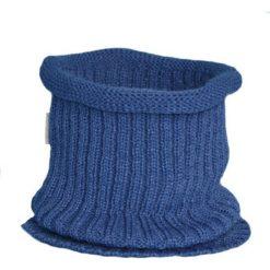 Dziecięcy zimowy golfik, szal, kominek K 001B. Niebieskie szaliki dla dzieci Proman. Za 24.69 zł.