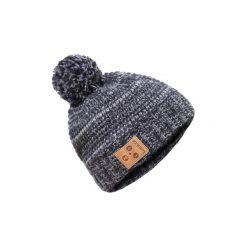 Czapka narciarska BLUETOOTH. Czarne czapki i kapelusze damskie WED'ZE. Za 99.99 zł.
