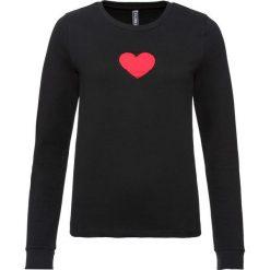 Sweter bonprix czerwono-czarny. Swetry damskie marki bonprix. Za 49.99 zł.