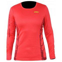 One Way Koszulka Sportowa Stringer Wo L/S Shirt Pink M. Różowe koszulki sportowe damskie One Way, z długim rękawem. Za 185.00 zł.