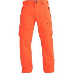 Oakley VERTIGO  Spodnie narciarskie neon orange. Spodnie snowboardowe męskie marki WED'ZE. W wyprzedaży za 863.20 zł.