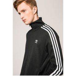 Adidas Originals - Bluza. Szare bluzy męskie adidas Originals, z bawełny. W wyprzedaży za 279.90 zł.