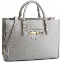 Torebka CREOLE - K10533 Szary. Szare torebki do ręki damskie Creole, ze skóry. Za 279.00 zł.