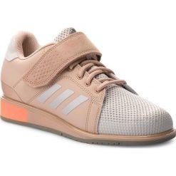 Buty adidas - Power Perfect III DA9882 Pink/Chalk Pearl/Chalk Pearl/Ash Pearl. Obuwie sportowe damskie marki Adidas. W wyprzedaży za 399.00 zł.