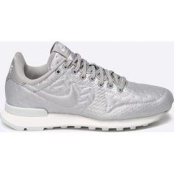 Nike Sportswear - Buty Internationalist. Szare obuwie sportowe damskie Nike Sportswear, z gumy. W wyprzedaży za 179.90 zł.