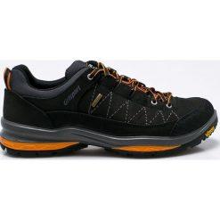 Grisport - Obuwie. Czarne buty sportowe męskie Grisport, na zimę, z materiału. W wyprzedaży za 299.90 zł.