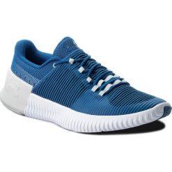 Buty UNDER ARMOUR - Ua Ultimate Speed 3000329-400 Blu. Niebieskie buty sportowe męskie Under Armour, z materiału. W wyprzedaży za 219.00 zł.